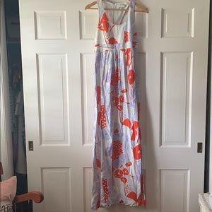 Annie Griffin maxi dress size 4! SO cute!